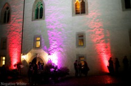 Sommerliche Schlossromantik zu Lenzburg (Sacha Saxer)