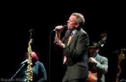 Hugh Laurie im Kongresshaus Zürich (Sacha Saxer)