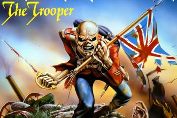 Iron Maiden rockten das Hallenstadion (zVg)