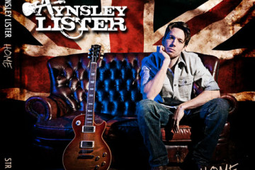 Aynsley Lister – Home