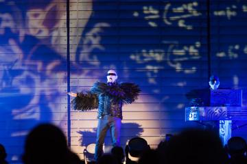 Pet Shop Boys am Live at Sunset (Foto: Michelle Brügger)