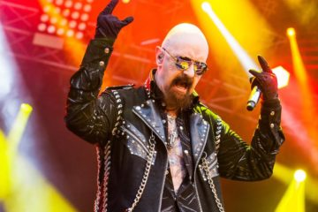 Rob Halford am Rock the Ring 2015 (Foto: Michelle Brügger)