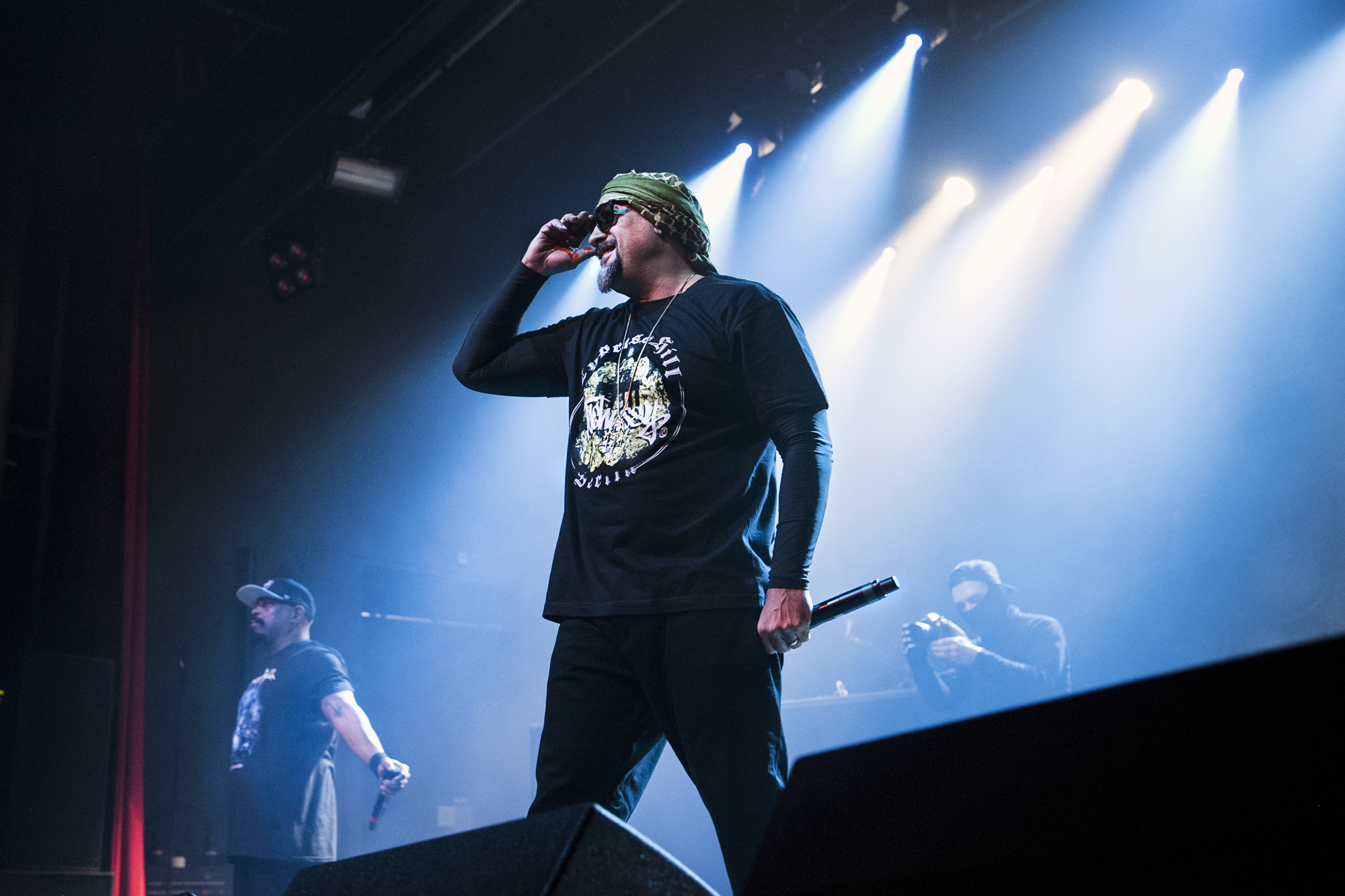 B-Real von Cypress Hill