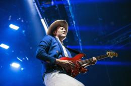 Win Butler von Arcade Fire begeistert das Zürcher Publikum