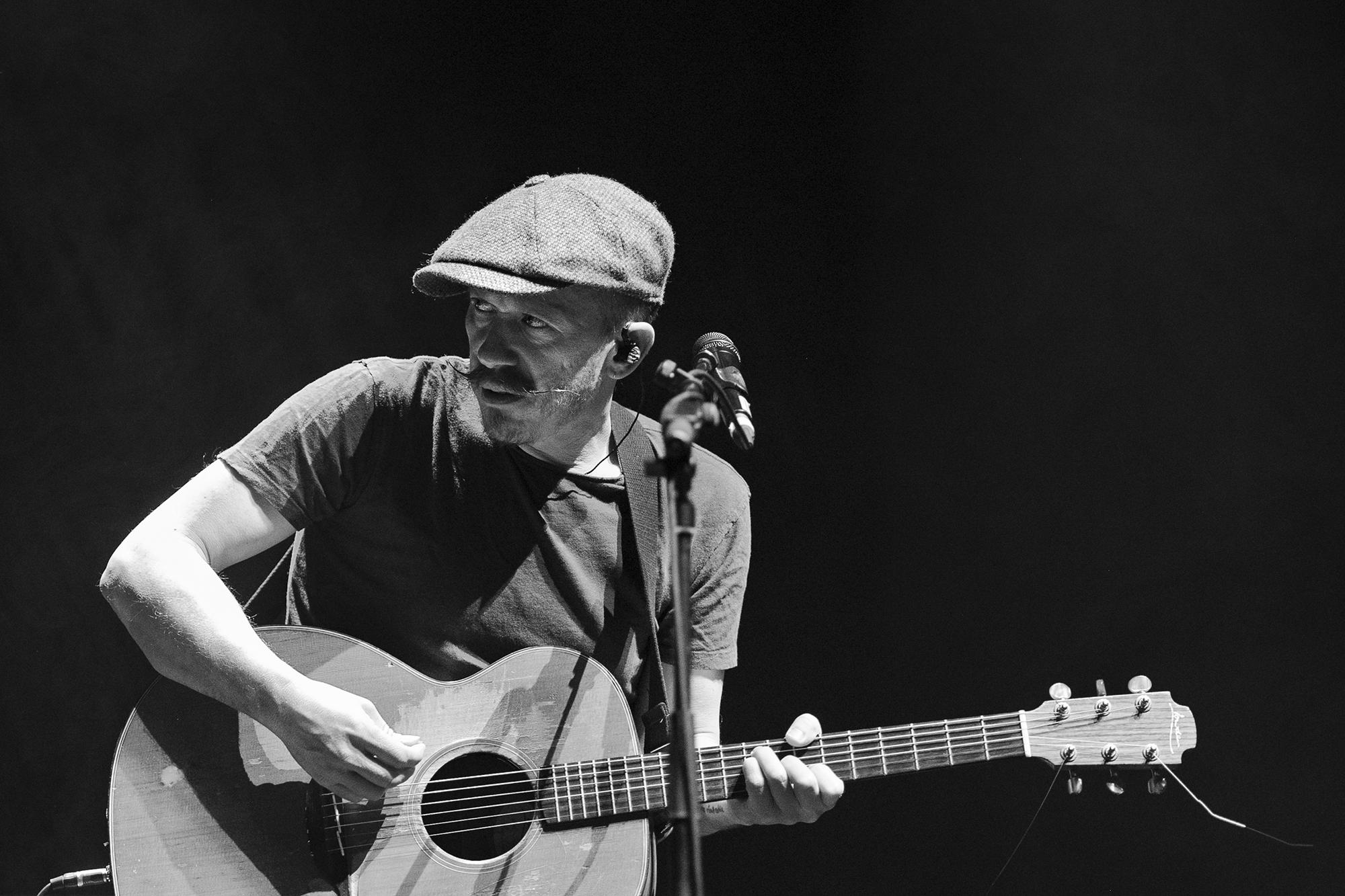 Der irische Singer-Songwriter Foy Vance in Zürich