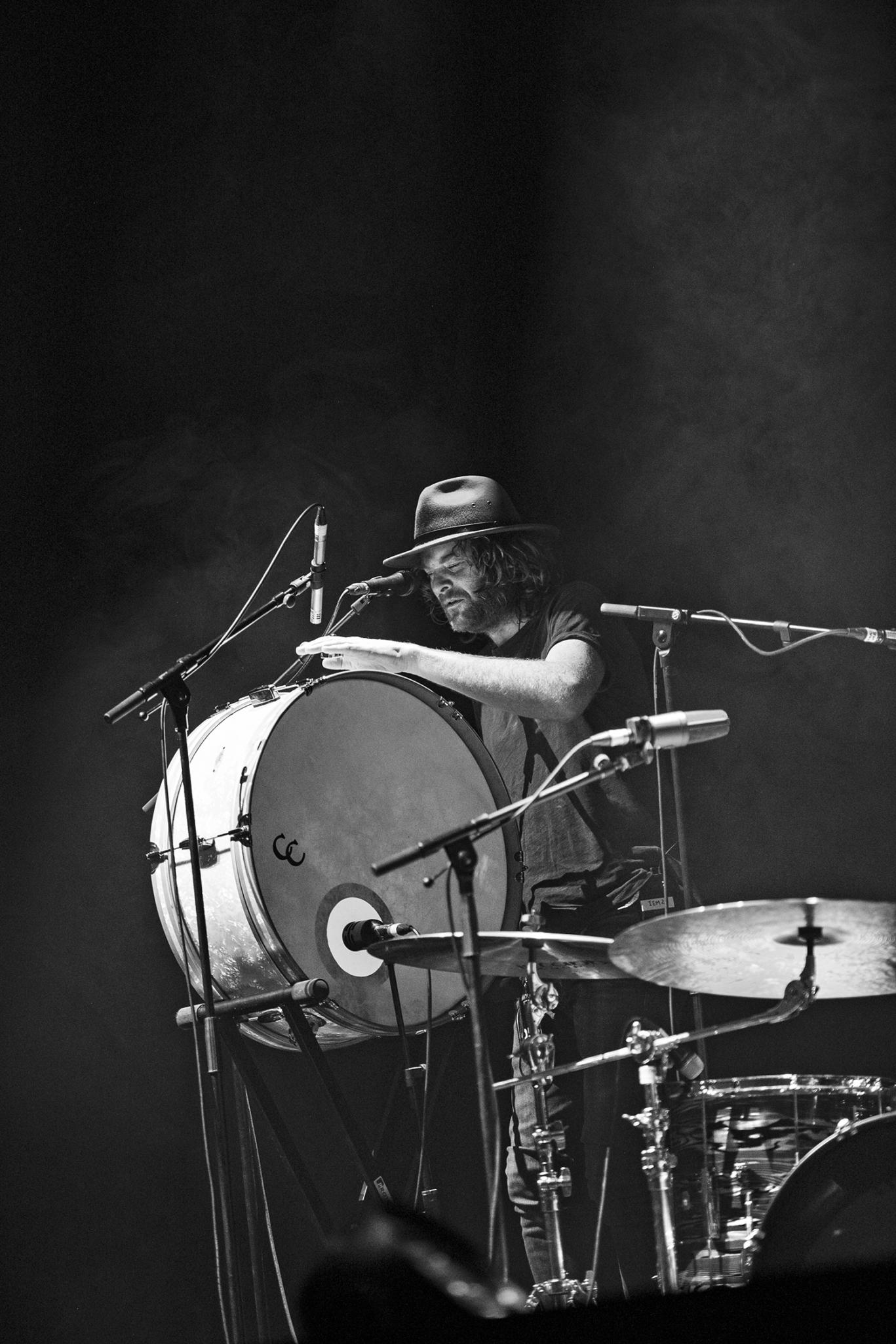 Drummer Paul Hamilton