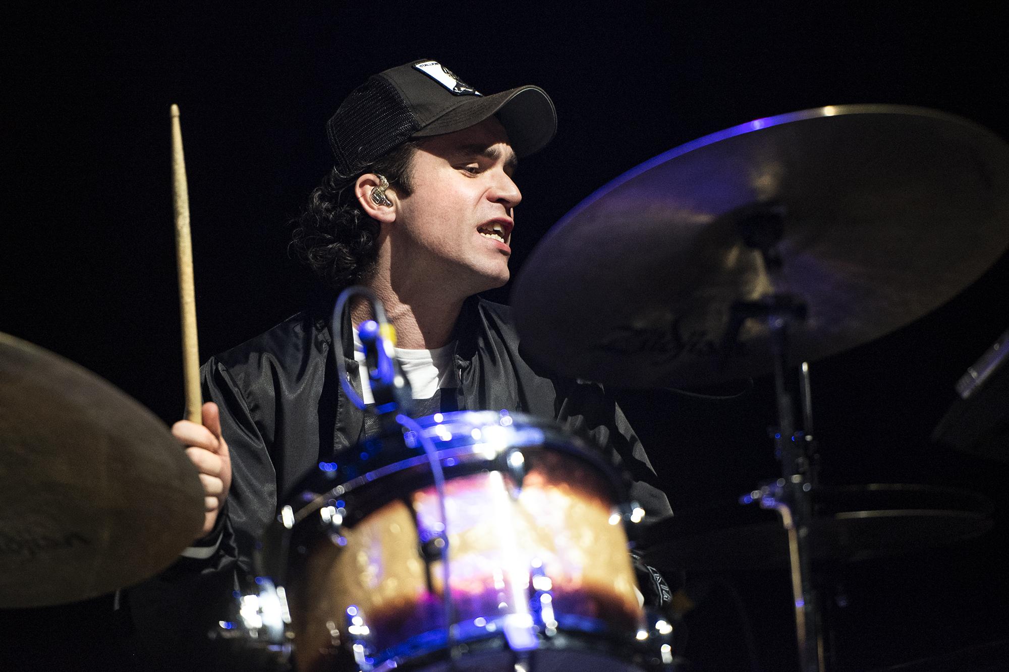 Schlagzeuger von JC Stewart