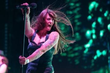 Nightwish am Stars in Town 2018.
