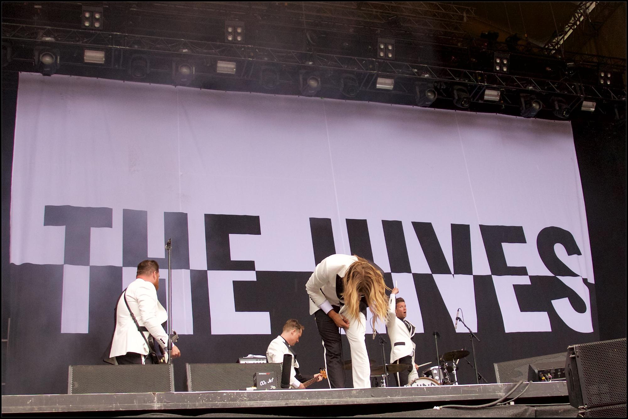 The Hives (Foto: Sacha Saxer)