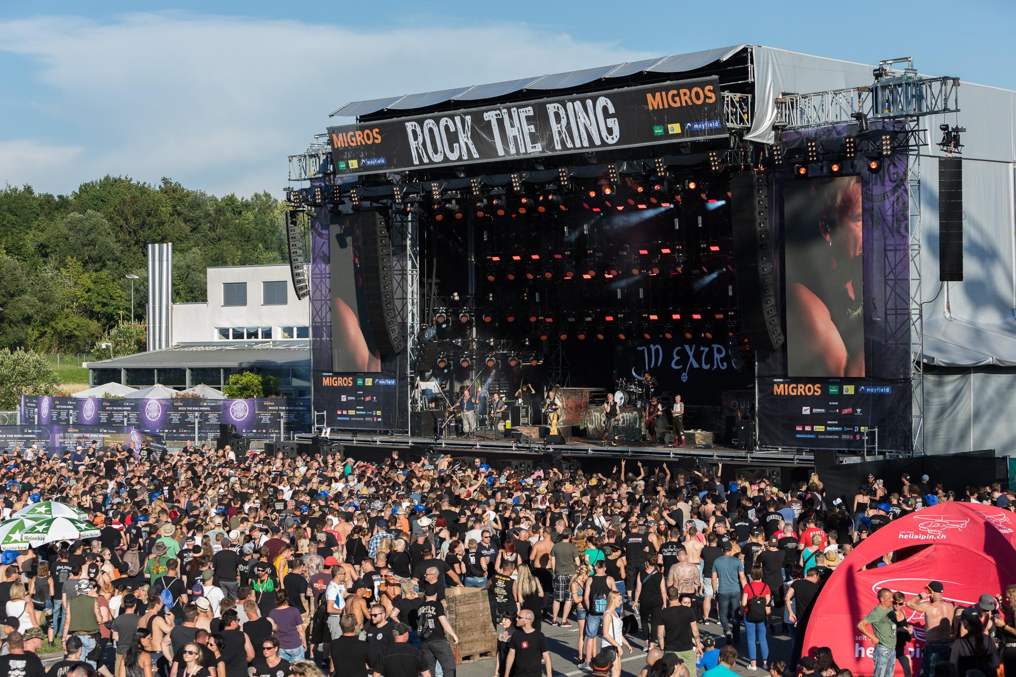 Rock The Ring, Hinwil, 20.06.2018(Bild: Michelle Brügger)