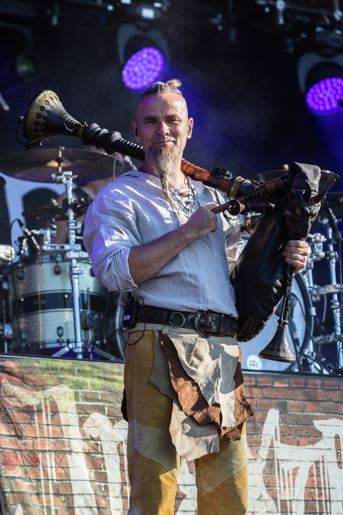 In Extremo, Rock The Ring, Hinwil, 20.06.2018(Bild: Michelle Brügger)