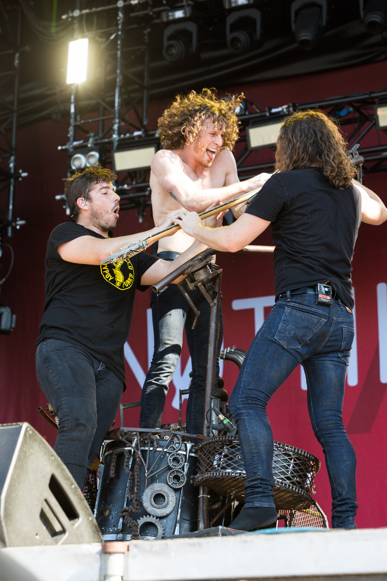 Nothing More, Rock The Ring, Hinwil, 20.06.2018(Bild: Michelle Brügger)