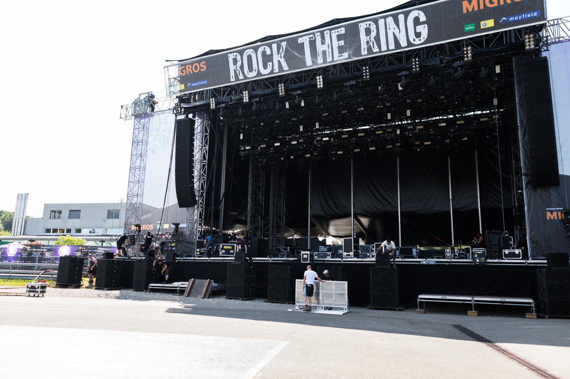 Rock The Ring, Hinwil, 19.06.2018(Bild: Michelle Brügger)