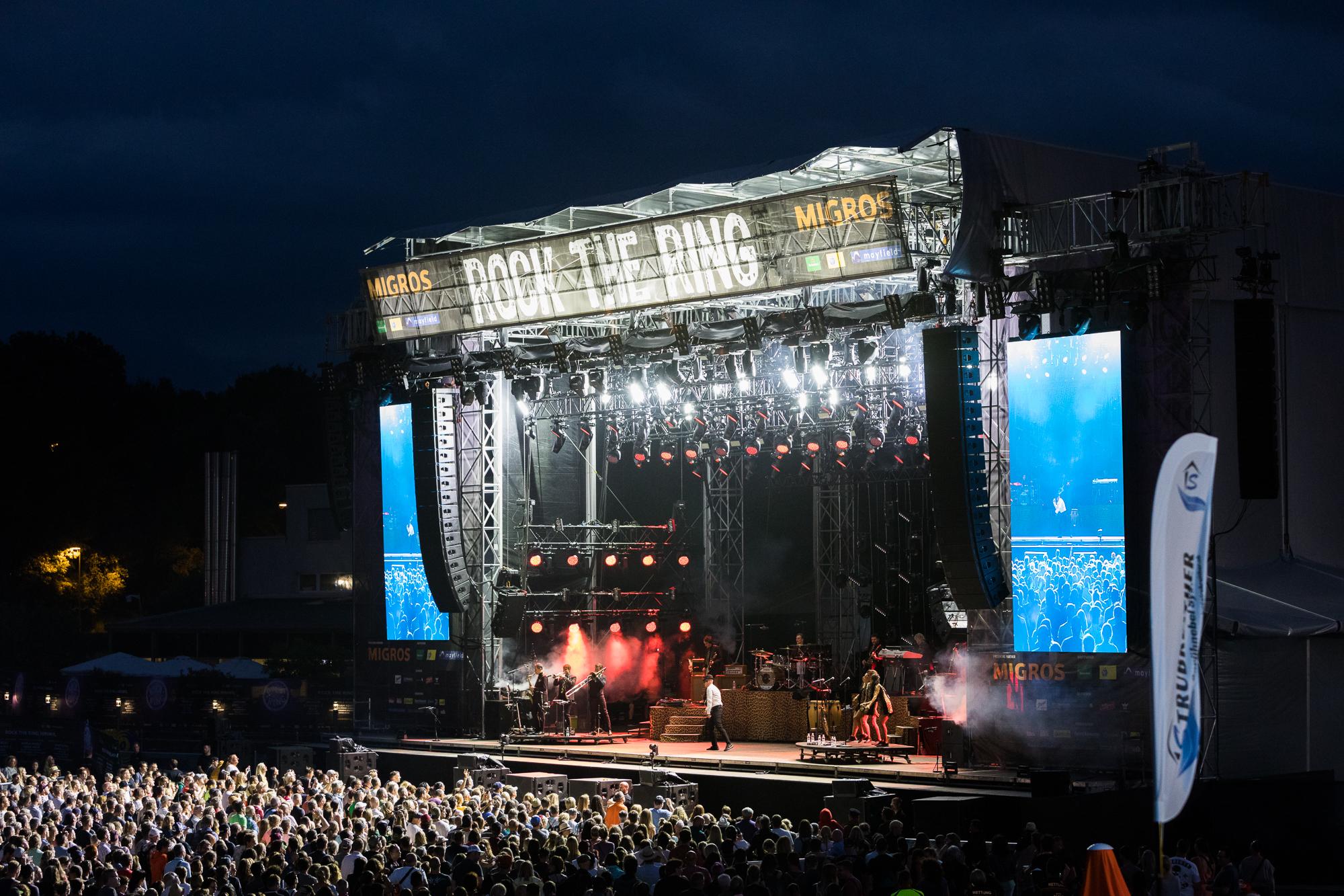 Rock The Ring, Hinwil, 21.06.2018(Bild: Michelle Brügger)