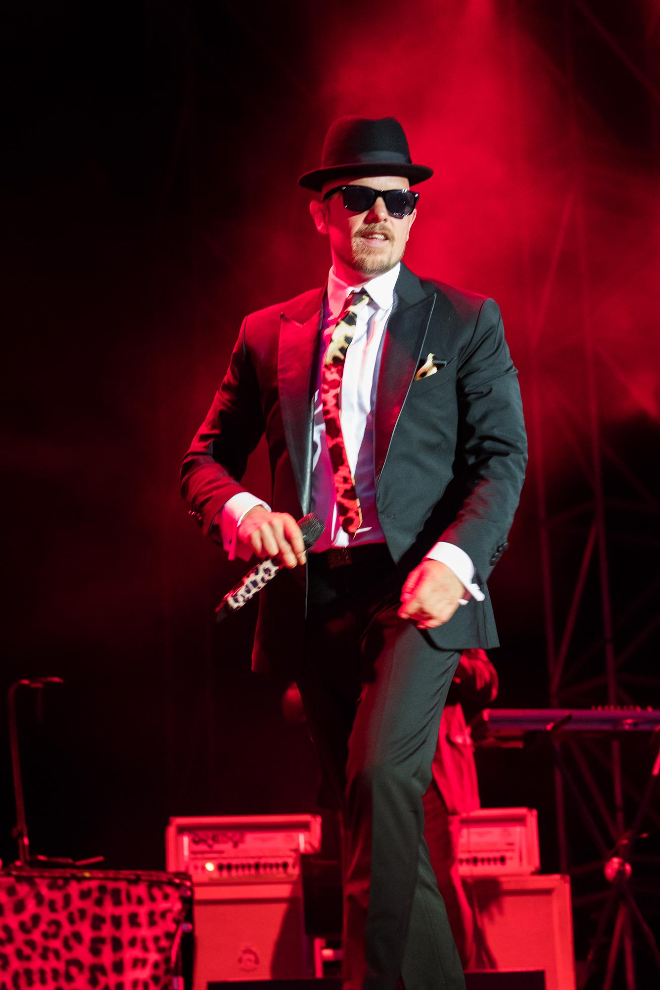 Jan Delay, Rock The Ring, Hinwil, 21.06.2018(Bild: Michelle Brügger)