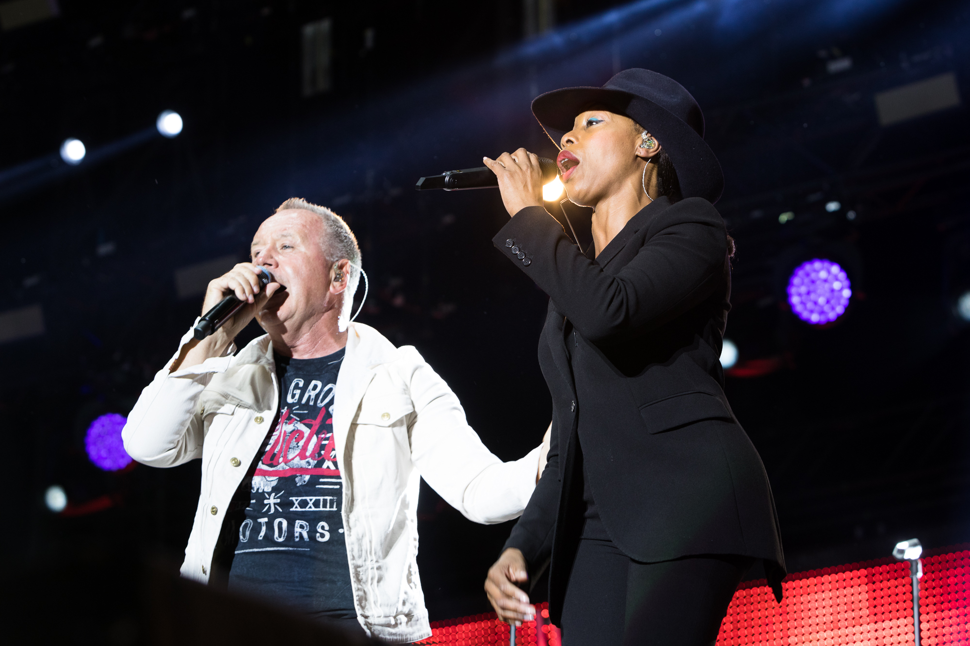 Simple Minds   Rock The Ring, Hinwil, 22.06.2018(Bild: Michelle Brügger)