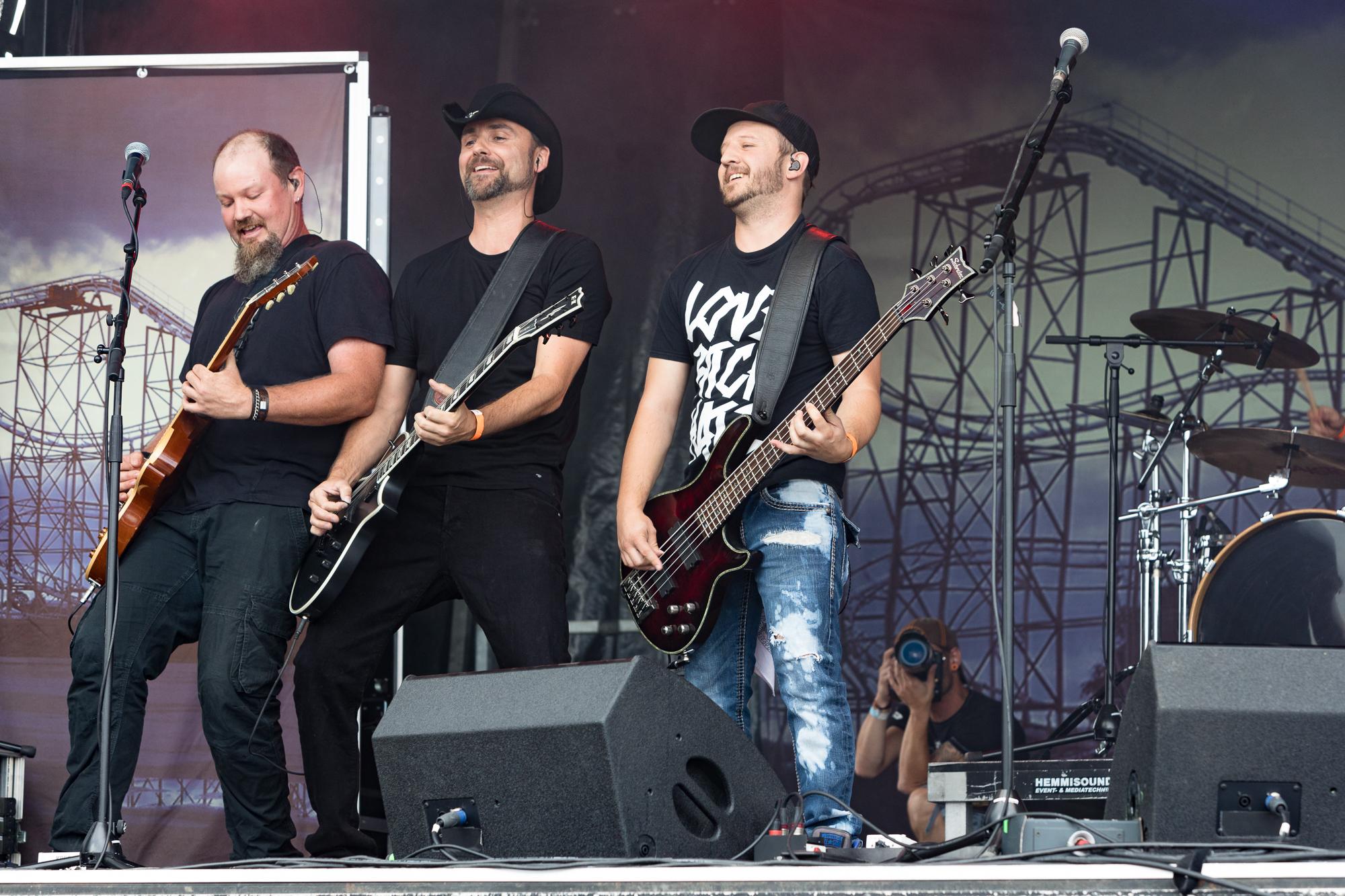 Tempesta   Rock The Ring, Hinwil, 22.06.2018(Bild: Michelle Brügger)