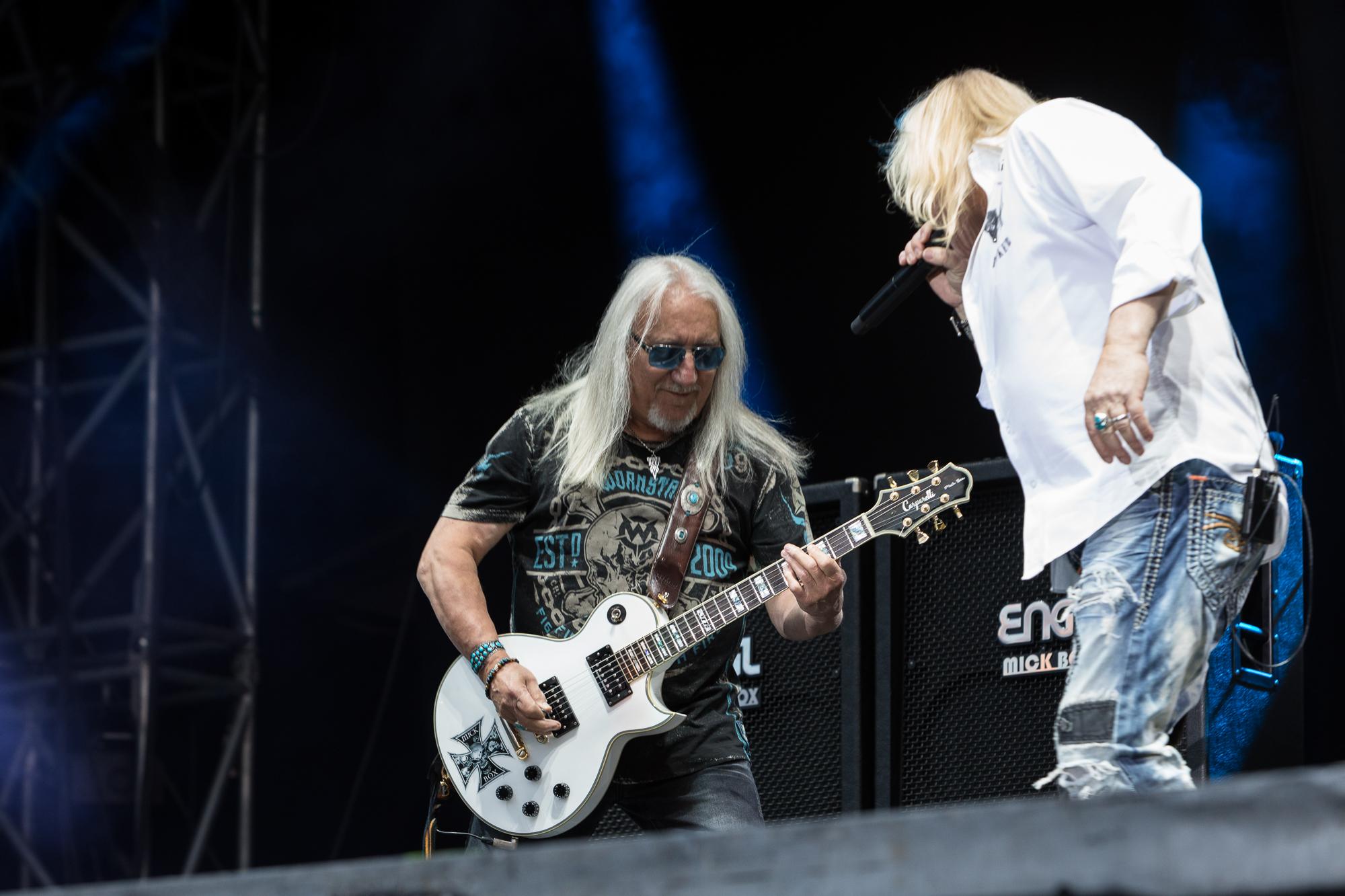 Uriah Heep   Rock The Ring, Hinwil, 22.06.2018(Bild: Michelle Brügger)
