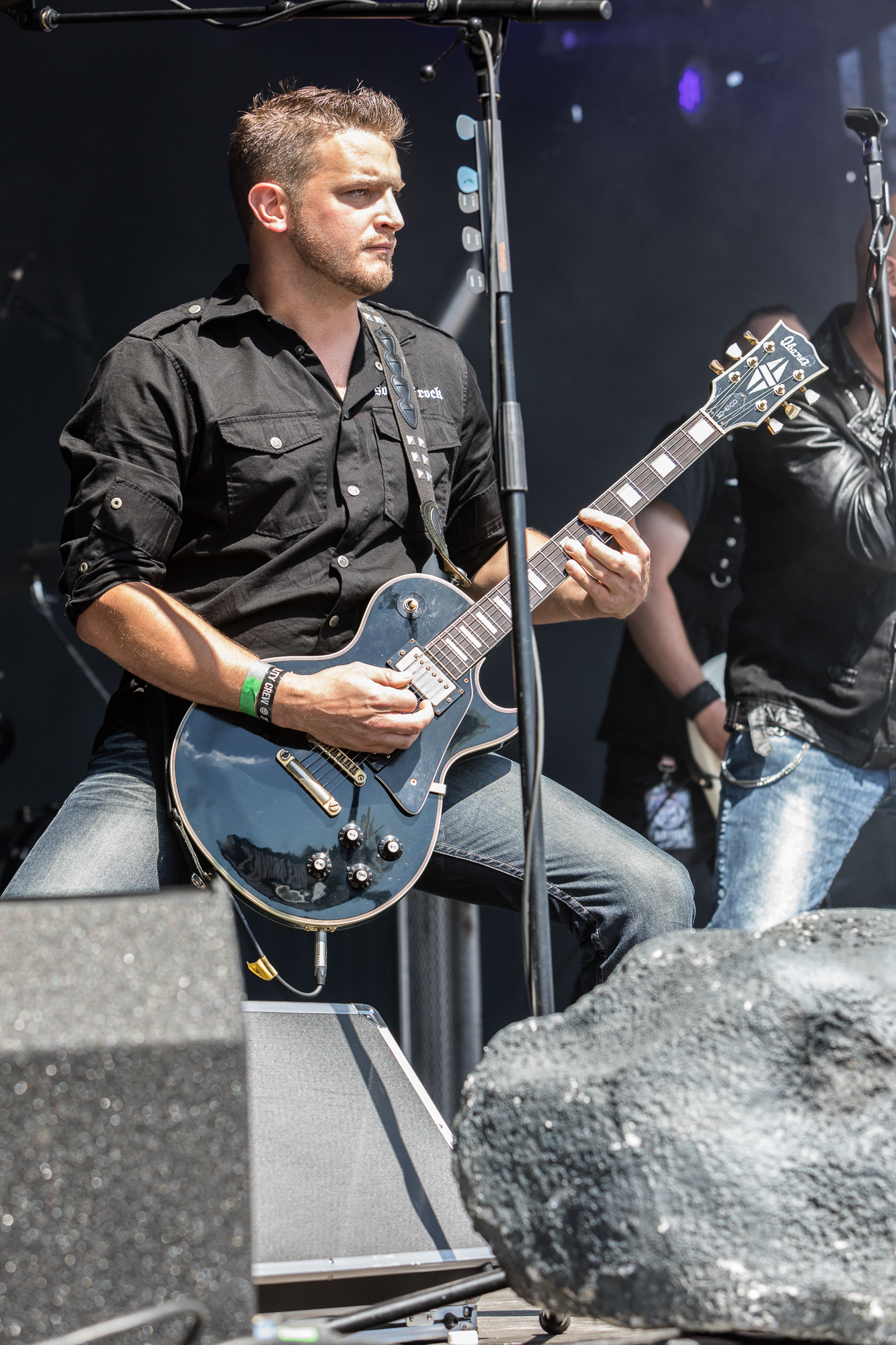 Rock in Flames   Rock The Ring, Hinwil, 23.06.2018(Bild: Michelle Brügger)