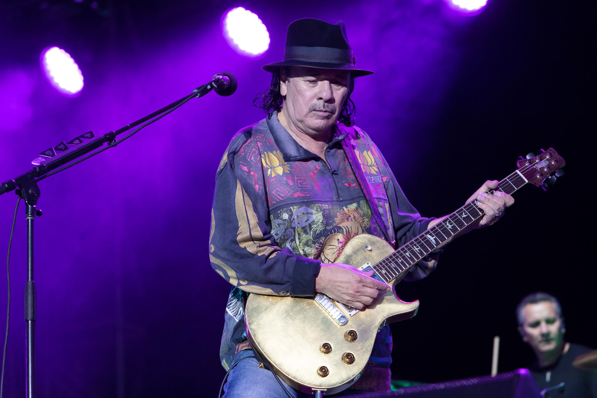 Santana   Rock The Ring, Hinwil, 23.06.2018(Bild: Michelle Brügger)
