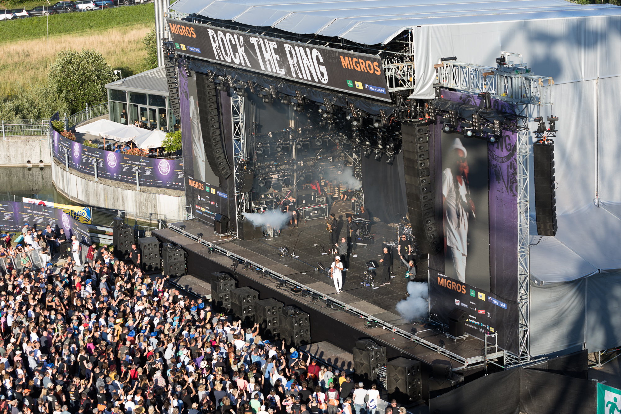 Rock The Ring, Hinwil, 23.06.2018(Bild: Michelle Brügger)