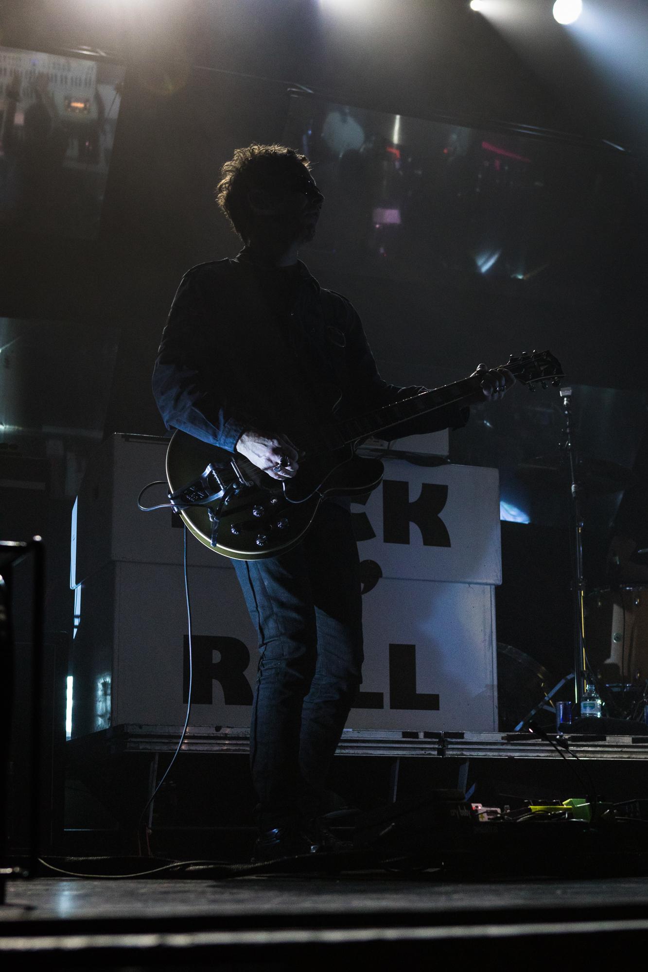 01.03.2018 Liam Gallagher (Bild: Michelle Brügger)